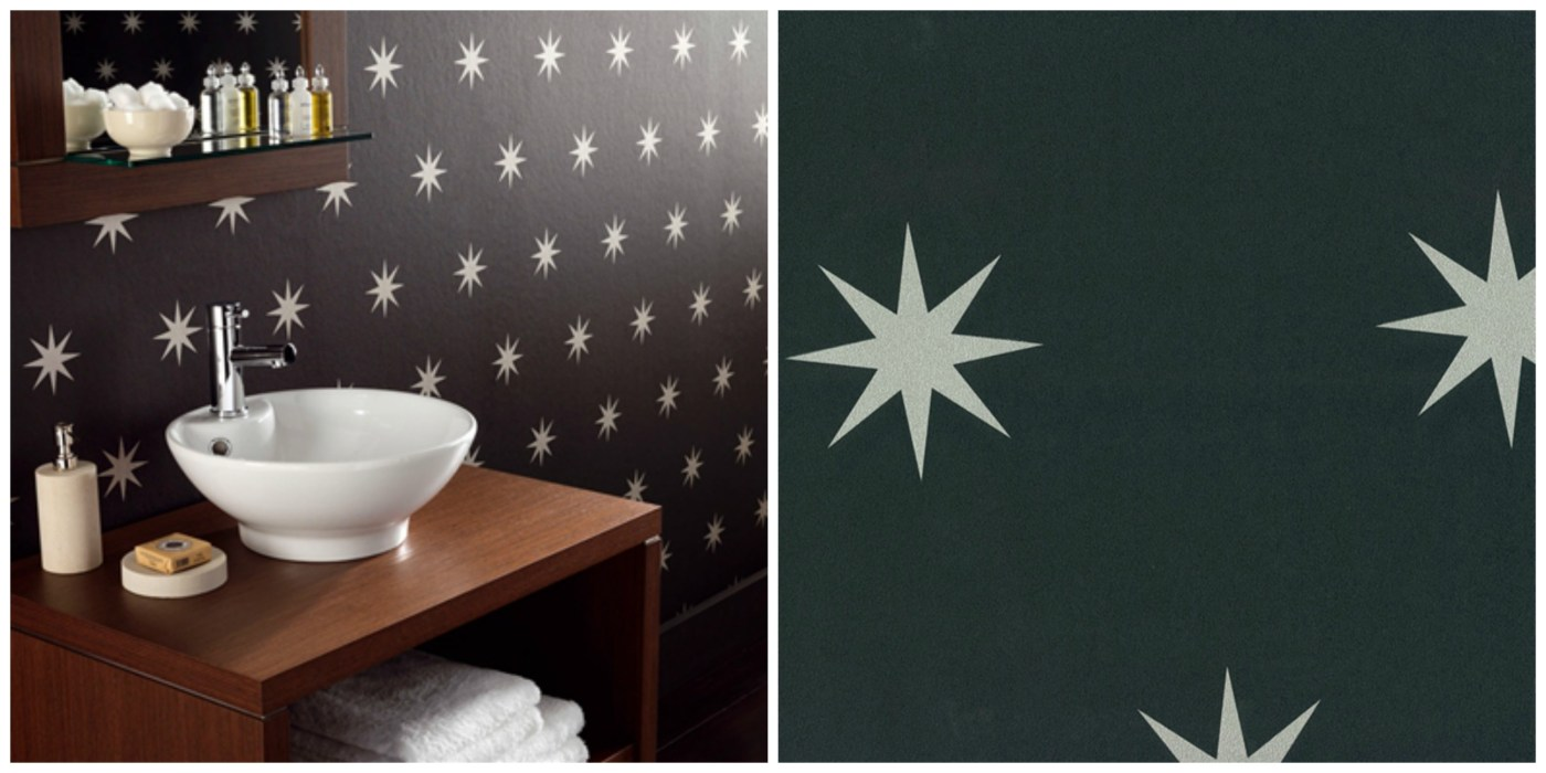 Friday Family-Friendly Find: Osborne & Little Coronata Vinyl Wallcovering