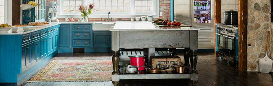 Island Style & History – Interiors for Families