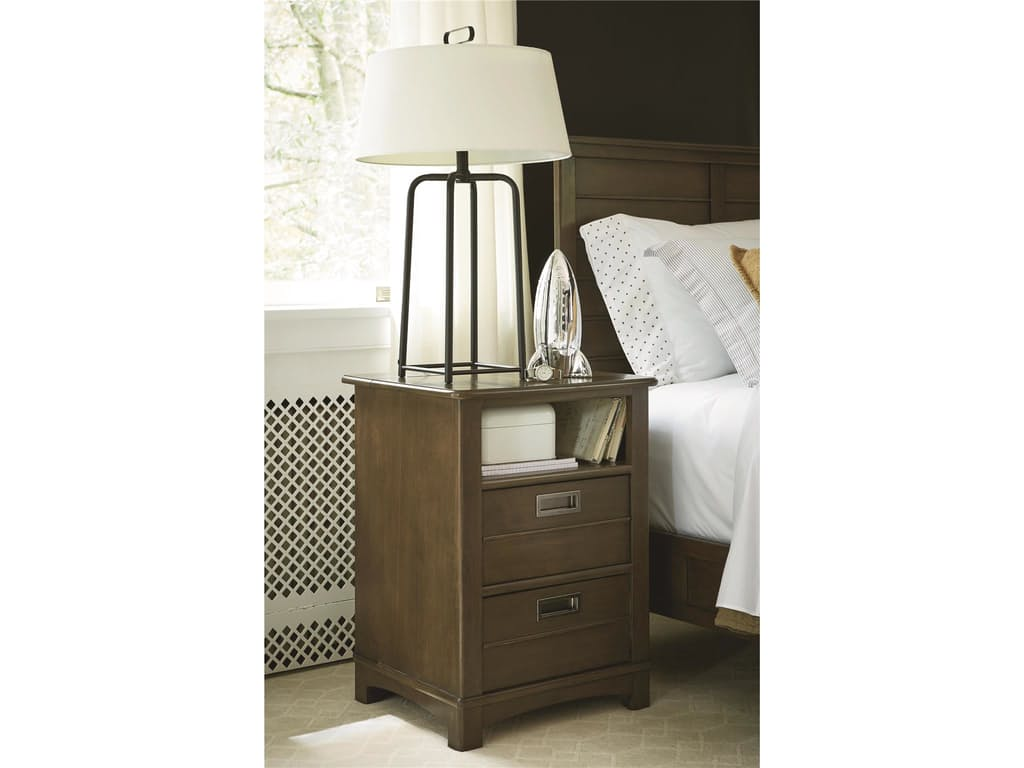 Friday Family-Friendly Find: SmartStuff Varsity Nightstand | Interiors for Families