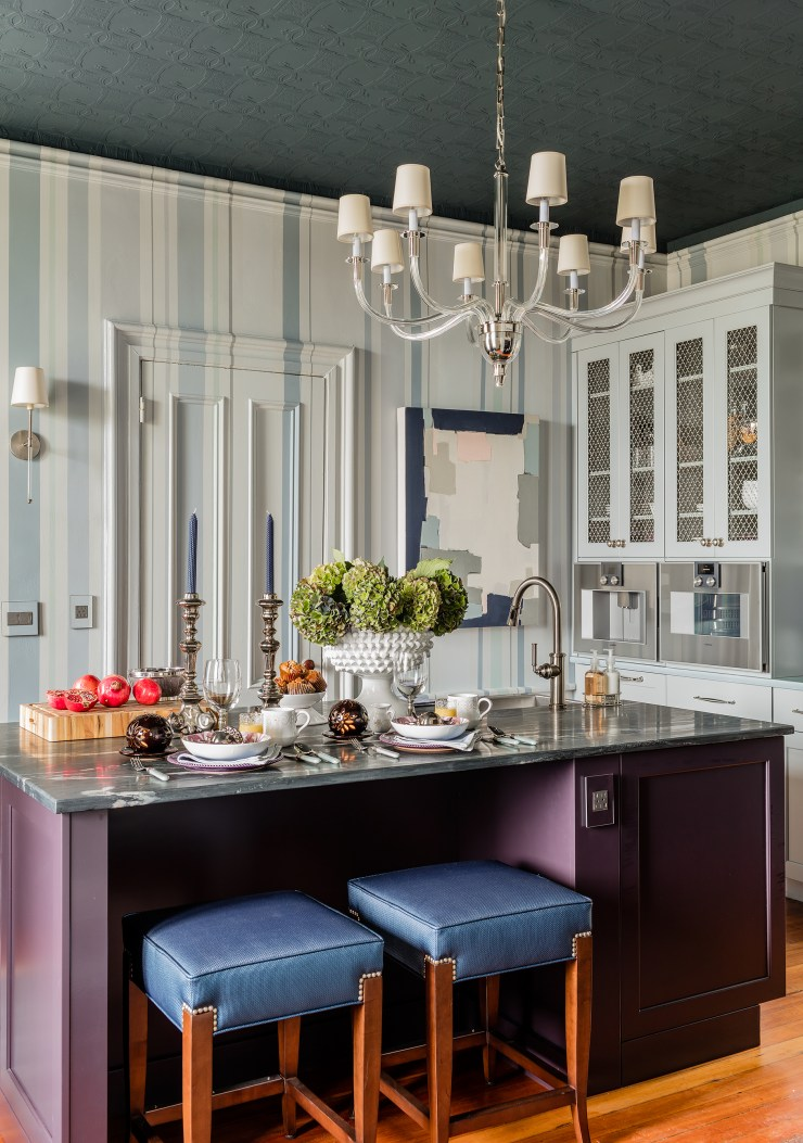 Artistic Genius and Serendipity | Interiors for Families
