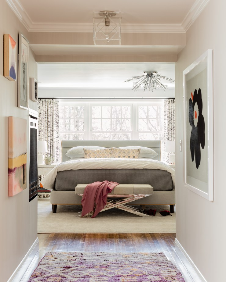 One Room Challenge Week 6: Bold Serene Bedroom REVEAL | Kelly Rogers Interiors