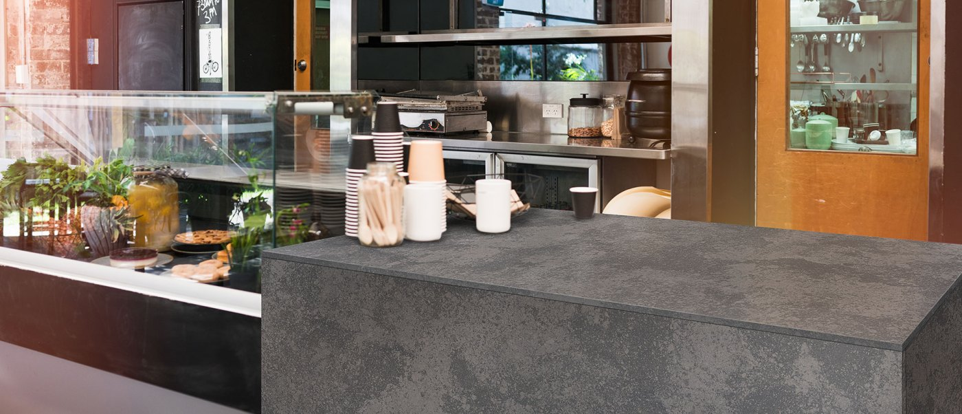 Friday Family-Friendly Find: Urban Lava by Q Quartz | Kelly Rogers Interiors | Interiors for Families
