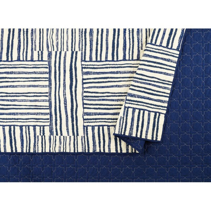 Friday Family-Friendly Find: Justina Blakeney Quinn Quilt Set | Interiors for Families | Blog of Kelly Rogers Interiors