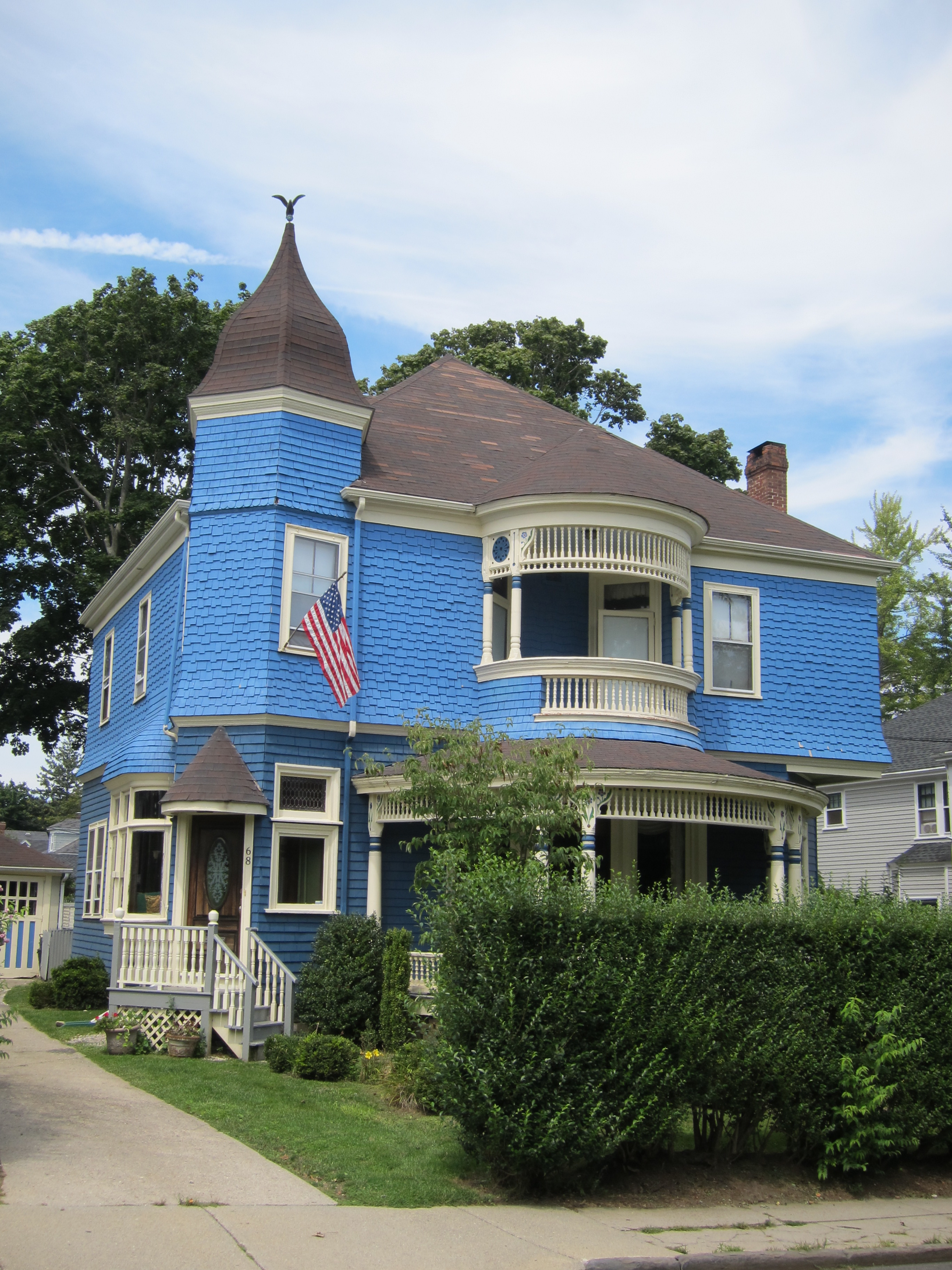 Architectural Color In Newport Interiors For Families