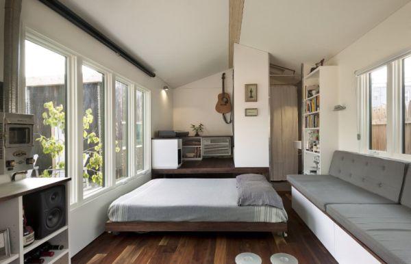 Vidinio medinio namo vidus