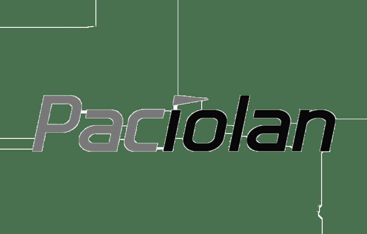 Paciolan BW Logo