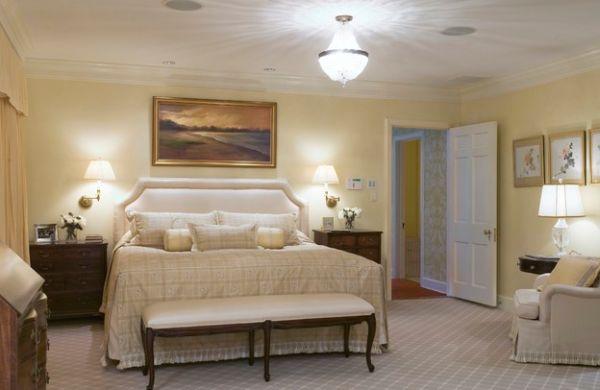 Оригинальные бра для чтения в спальне – фото интерьеров