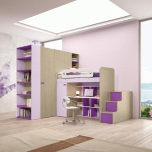 Carla - mobilier copii, camere tineret