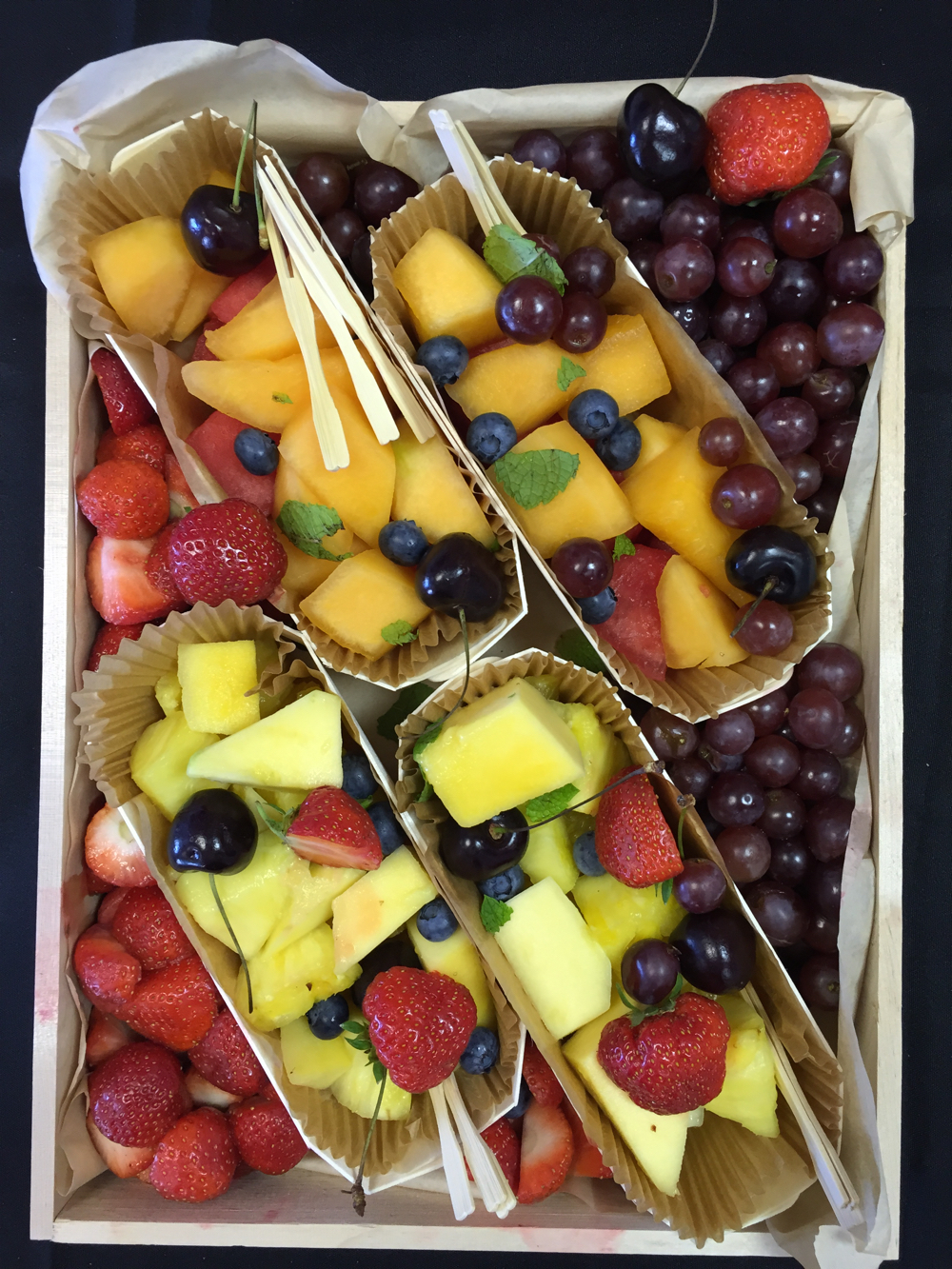 Fruit Salad Breakfast KLC School of Design