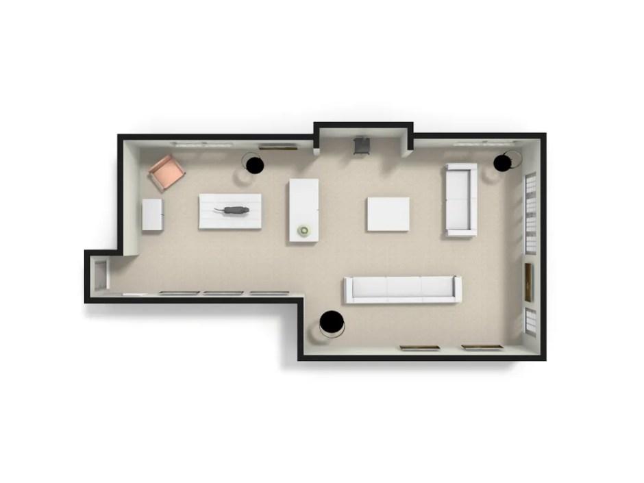 Top 5 free online interior design room planner tools - Living room design tool ...