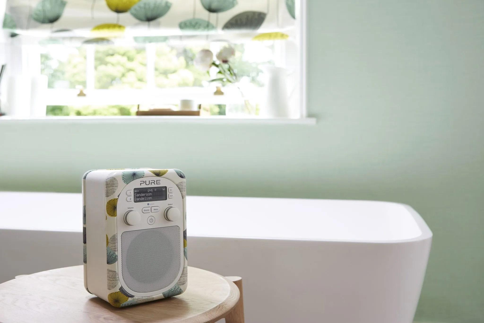 Sanderson And Pure Digital Radios