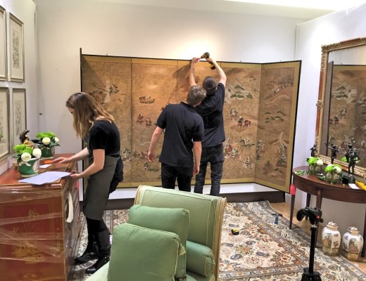 christies styling interior style hunter behind the scenes 4