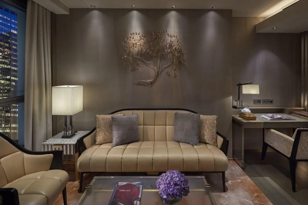 Landmark Mandarin Oriental Hong Kong Joyce Wang Suites