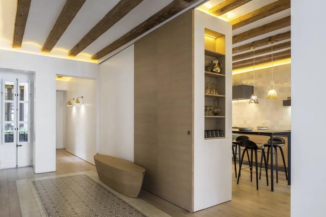 Barcelona apartment designed by anke summerhill creative director