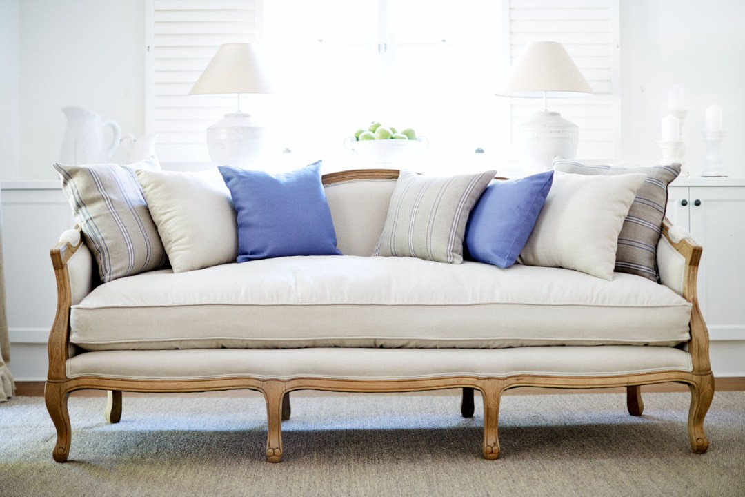 5 sofa shapes explained for Antique furniture styles explained
