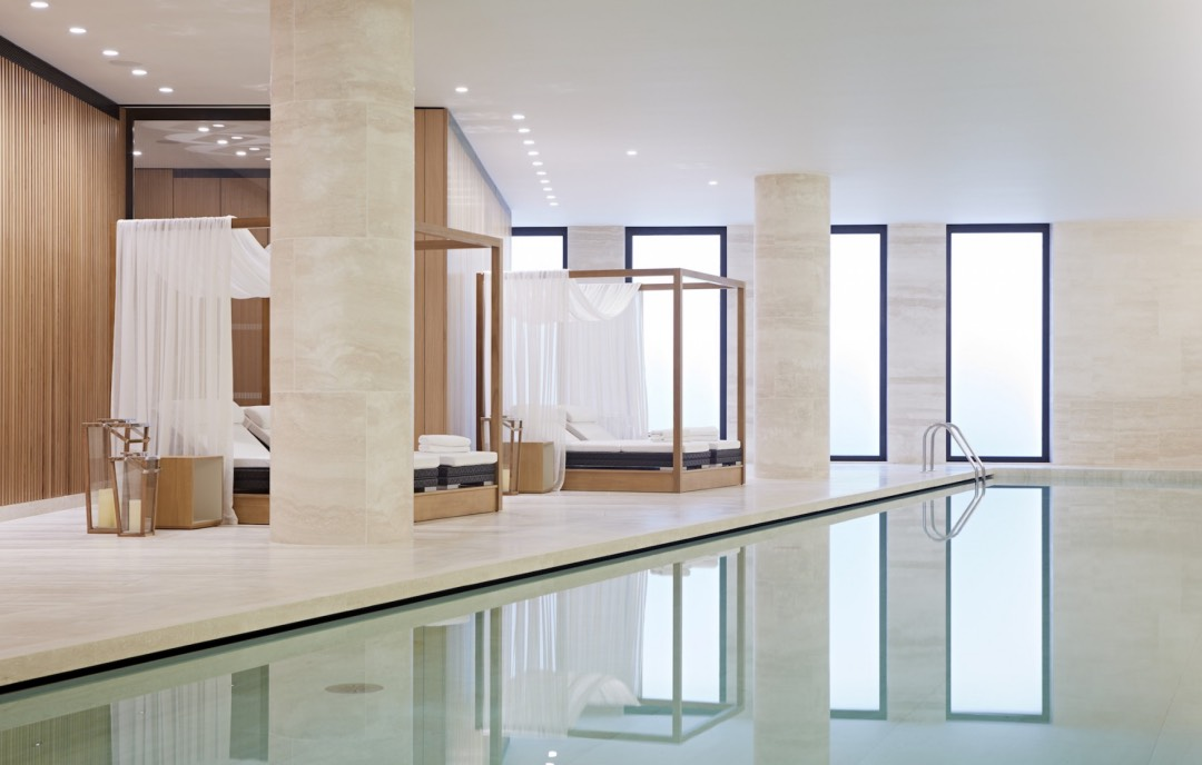 Taylor Howes One Kensington Gardens Spa Pool