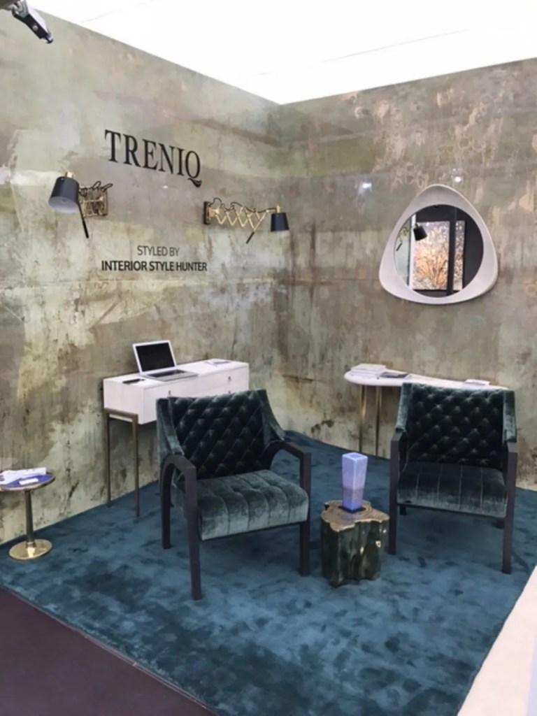 Decorex Treniq Interior Style Hunter