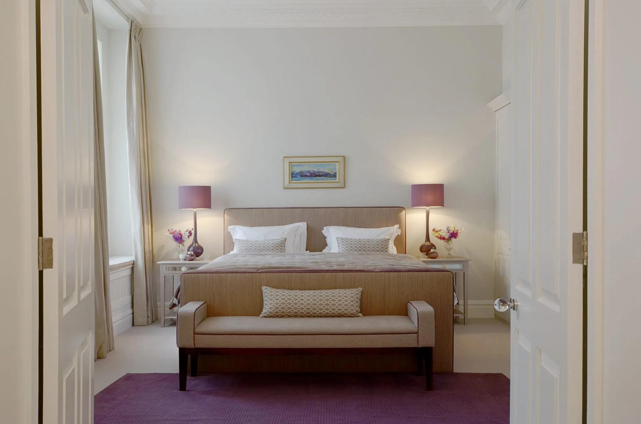 Kelling Designs Master Bedroom Interior Design Idea