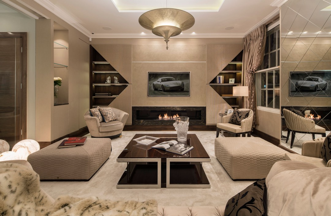My first meeting with Alex and Michael Christou was in their Mayfair  apartment off Park Lane. It's not often that a design firm has a finished  product to be ...