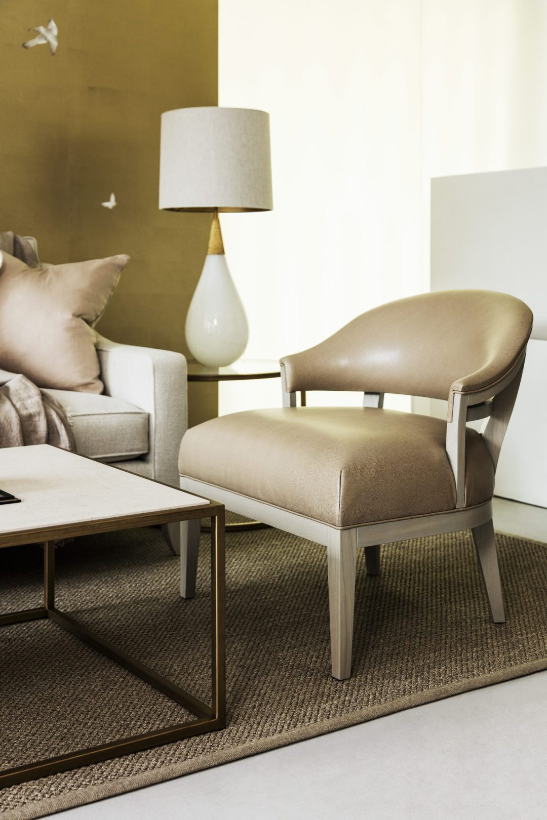 Sophie Paterson upholstery collection with The Sofa and Chair Company_chair 3_Photography by Ray Main