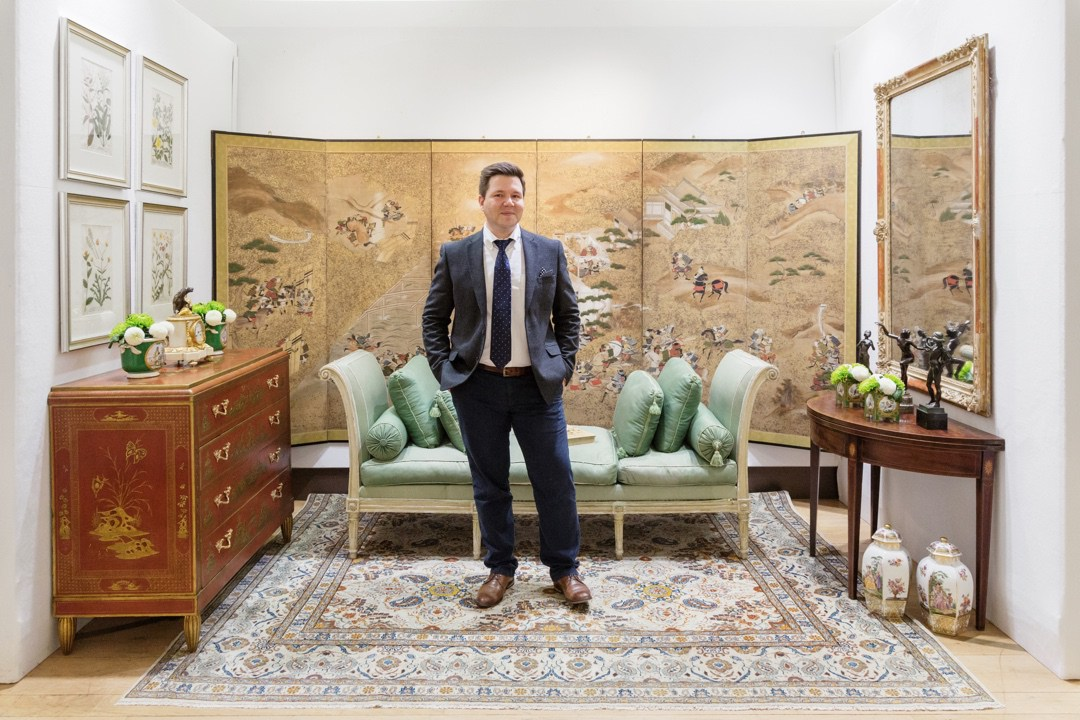 Building a Strong Interior Design Community With Grant Pierrus