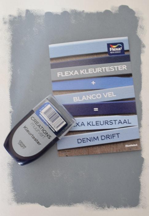 kleurtester denim drift flexa