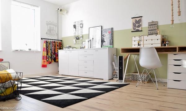 6 budgettips met ikea voor studeer en badkamer interiortwin