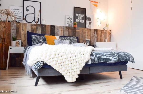 makeover slaapkamer