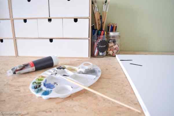 DIY print in 15 minuten -InteriorTwin