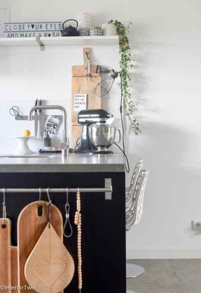 bar in keuken