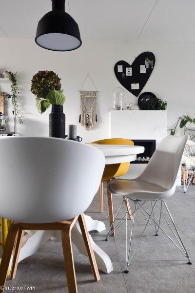 mix van stoelen