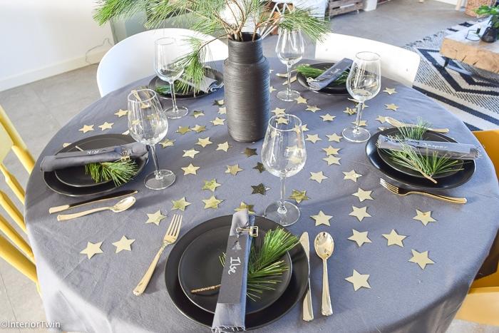 feestelijke tafel kerst