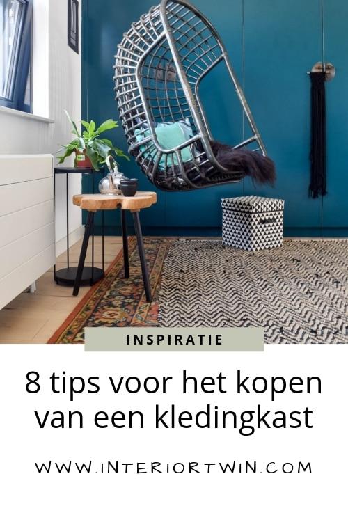 8 tips voor het kopen van een kledingkast