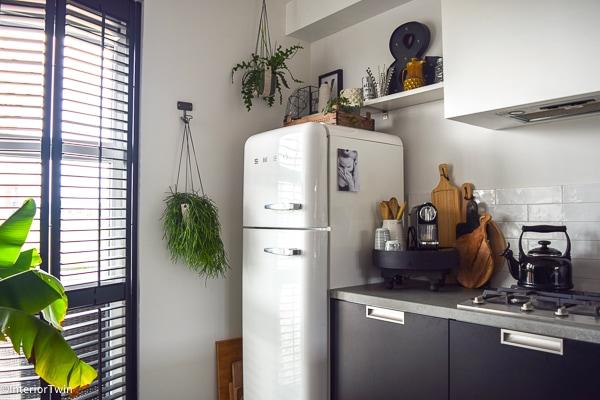 witte smeg koelkast accessoires