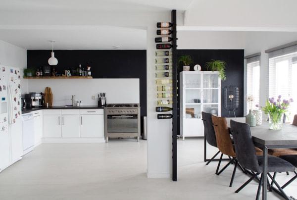 Uitzonderlijk Inspiratie: een houten plank in je interieur | InteriorTwin #WA44
