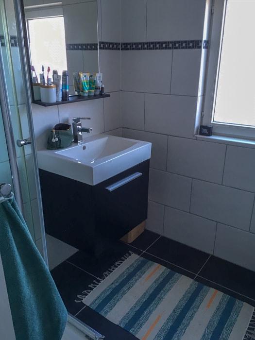 oude badkamer