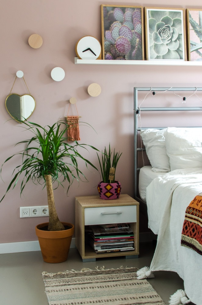 roze huis
