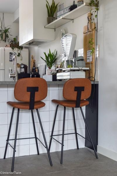 stoere vintage keuken