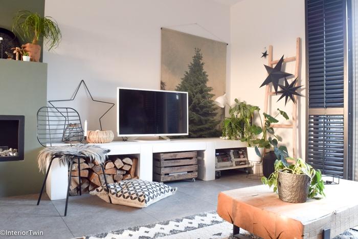 6 alternatieven voor een kerstboom in huis