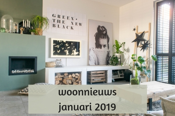 Woonnieuws januari 2019