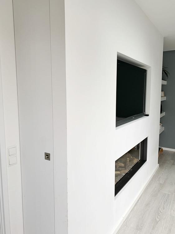 inbouw gashaard en tv met kast @thuisstijl