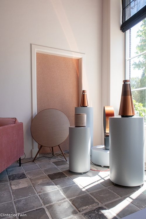 design mooie luidsprekers bang & olufsen