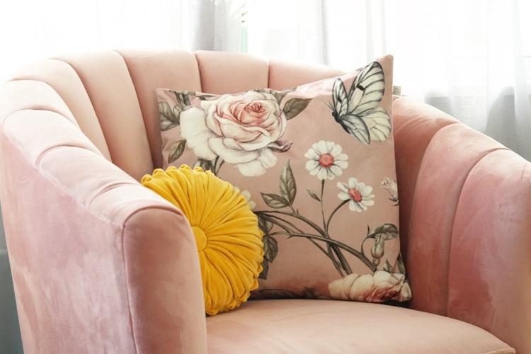 details roze stoeltje @vakervrolijk