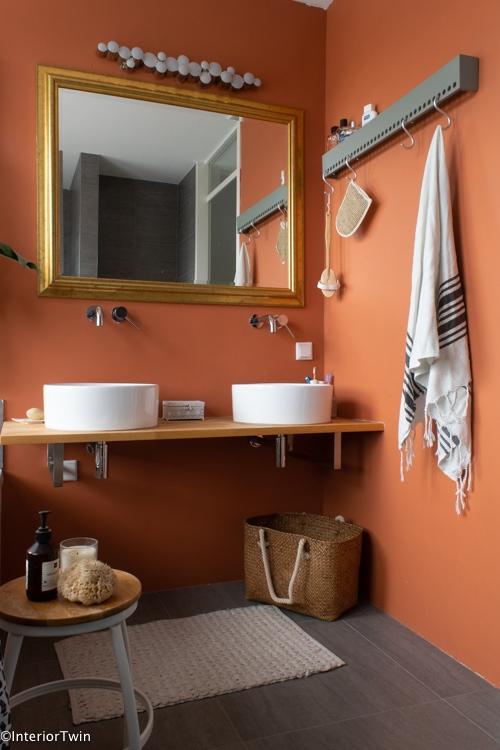 ikea hack badkamer