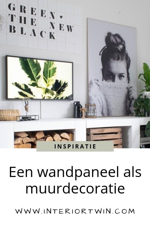 inspiratie muurdecoratie