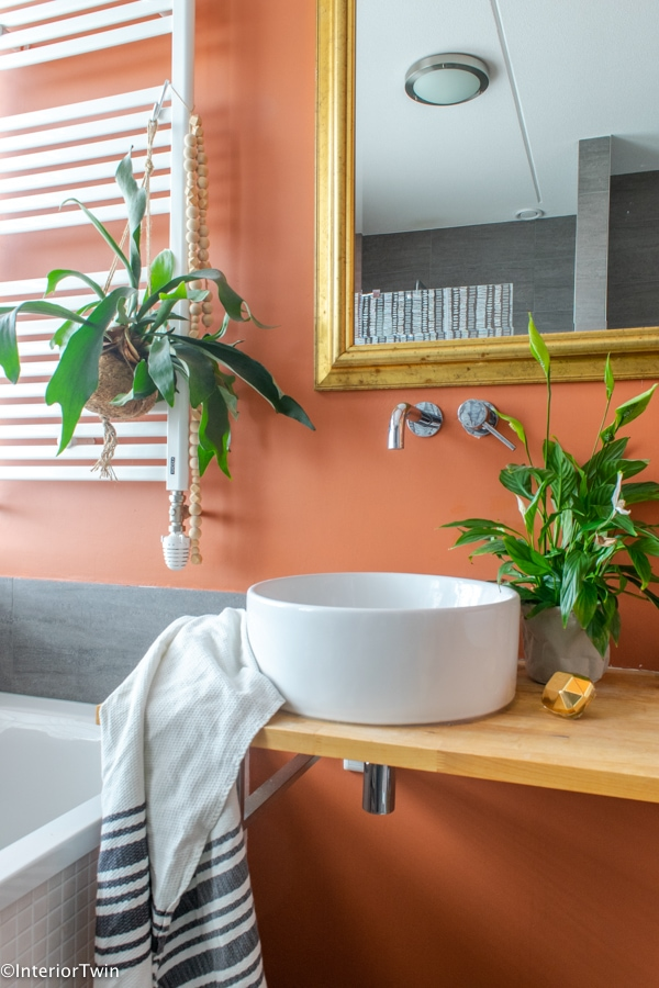 goedkope ronde witte wasbak badkamer