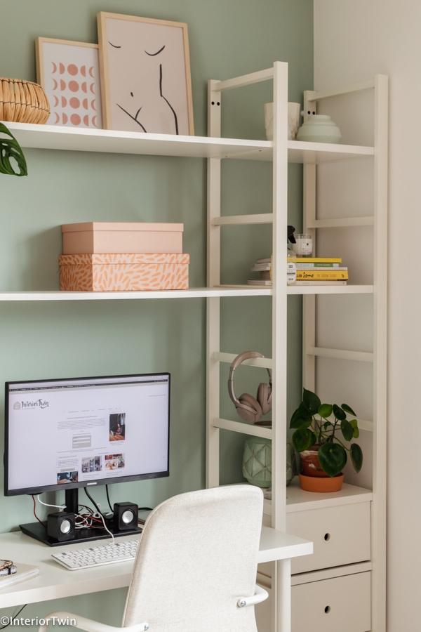 ikea bureau en bureaustoel wit goedkoop