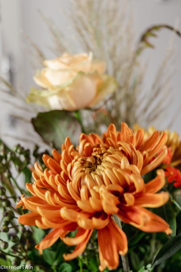 bos bloemen besteld