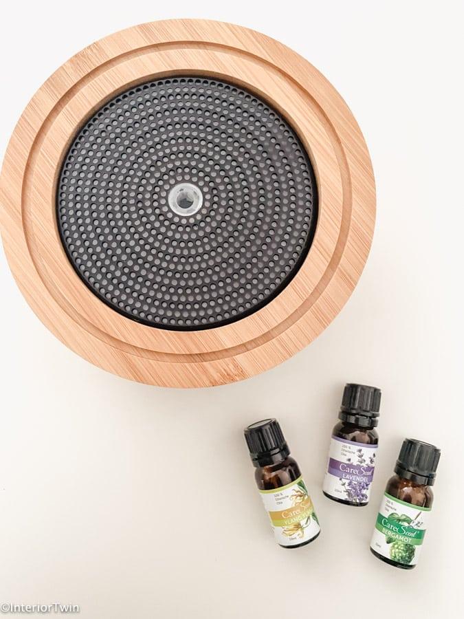 aroma diffuser review voordelen etherische olien