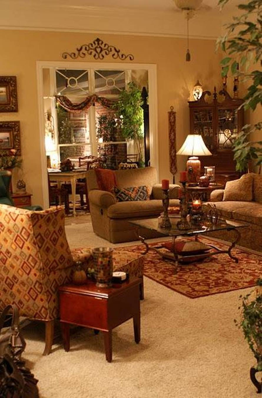 Living Rooms Decoration With Plants - Interior Vogue on Pictures For Room Decor  id=77621